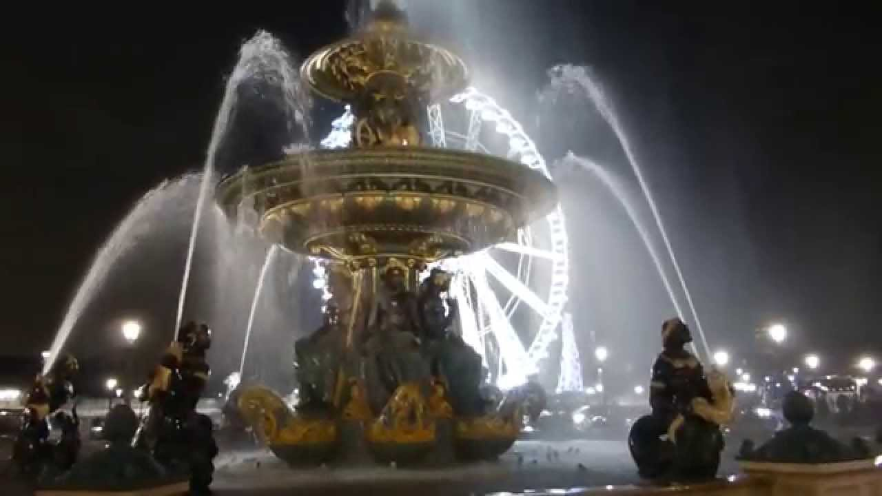 Paris no l 2014 illuminations sur les champs elys es youtube - Illumination paris 2014 ...