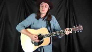 """Gambar cover James Bay Plays """"Move Together"""" (Acoustic Version)"""