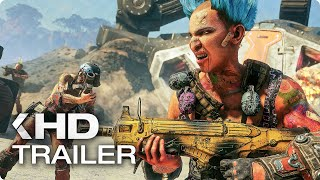RAGE 2 Launch Trailer German Deutsch (2019)