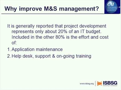 Software Maintenance & Support Benchmarking Insights