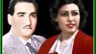 ناظم الغزالي و سليمة مراد جان القلب ساليك