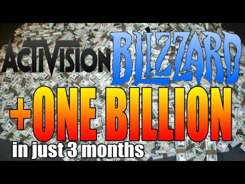Activision Blizzard Just Made Over 1 Billion Dollars In 3 Months! COD BO3 Pharo SMG Gameplay!