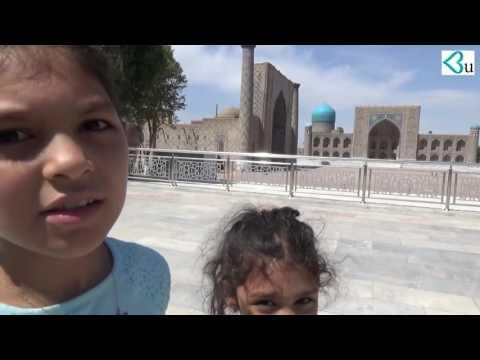 Samarkand Trip -- Part 1