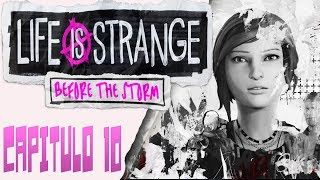 Life is Strange: Before The Storm│Capitulo 10 Tempestad