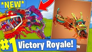 THE CRAZIEST THING EVER In Fortnite Battle Royale! Video