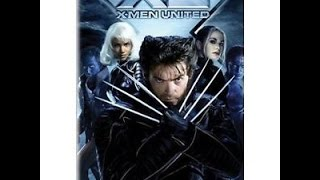 Opening To X2:X-Men United 2003 DVD (Disc 2)