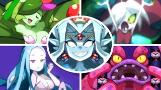 Shantae and the Seven Sirens - All Bosses + Cutscenes (No Damage)
