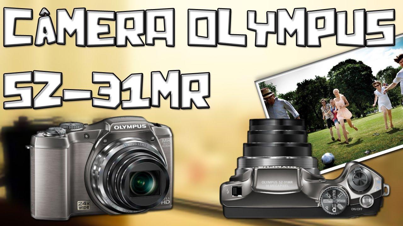 Download UNBOXING & REVIEW - CÂMERA OLYMPUS SZ-31MR !