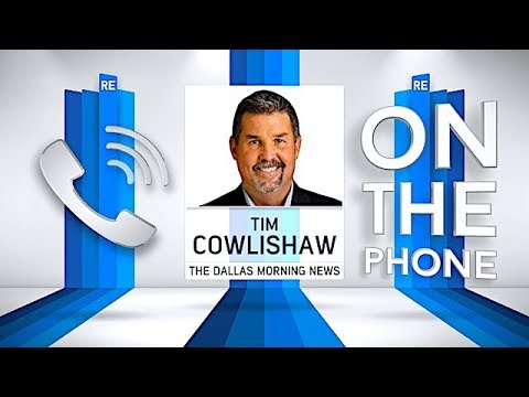 Tim Cowlishaw of The Dallas Morning News Talks Dallas Cowboys, Ezekiel Elliott & More - 9/20/17