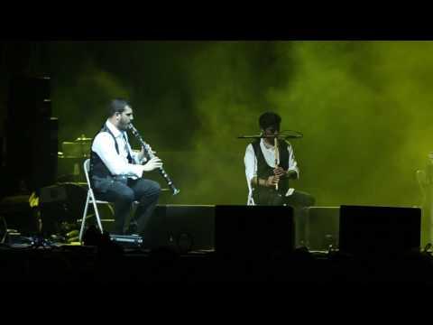 """Mercan Dede """"Secret Tribe"""" - live @Athens Jazz Fest 2015"""
