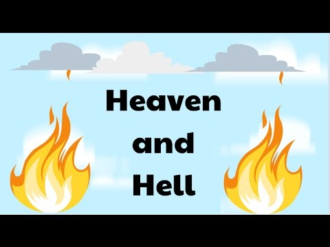 heaven and hell riddle