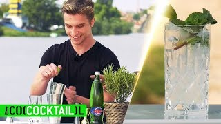COOL Cocktail Challenge #4: Mint Lemonade