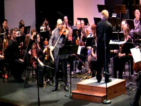 Jassen Todorov, Beethoven Violin Concerto