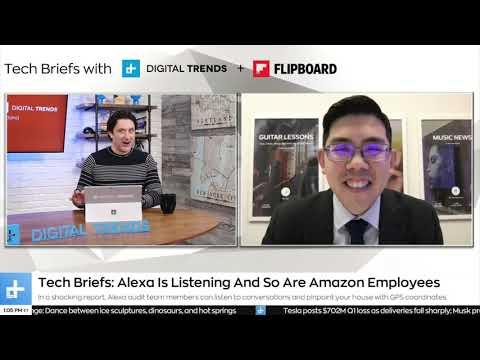 Tech Brief with Digital Trends + Flipboard: April 26, 2019