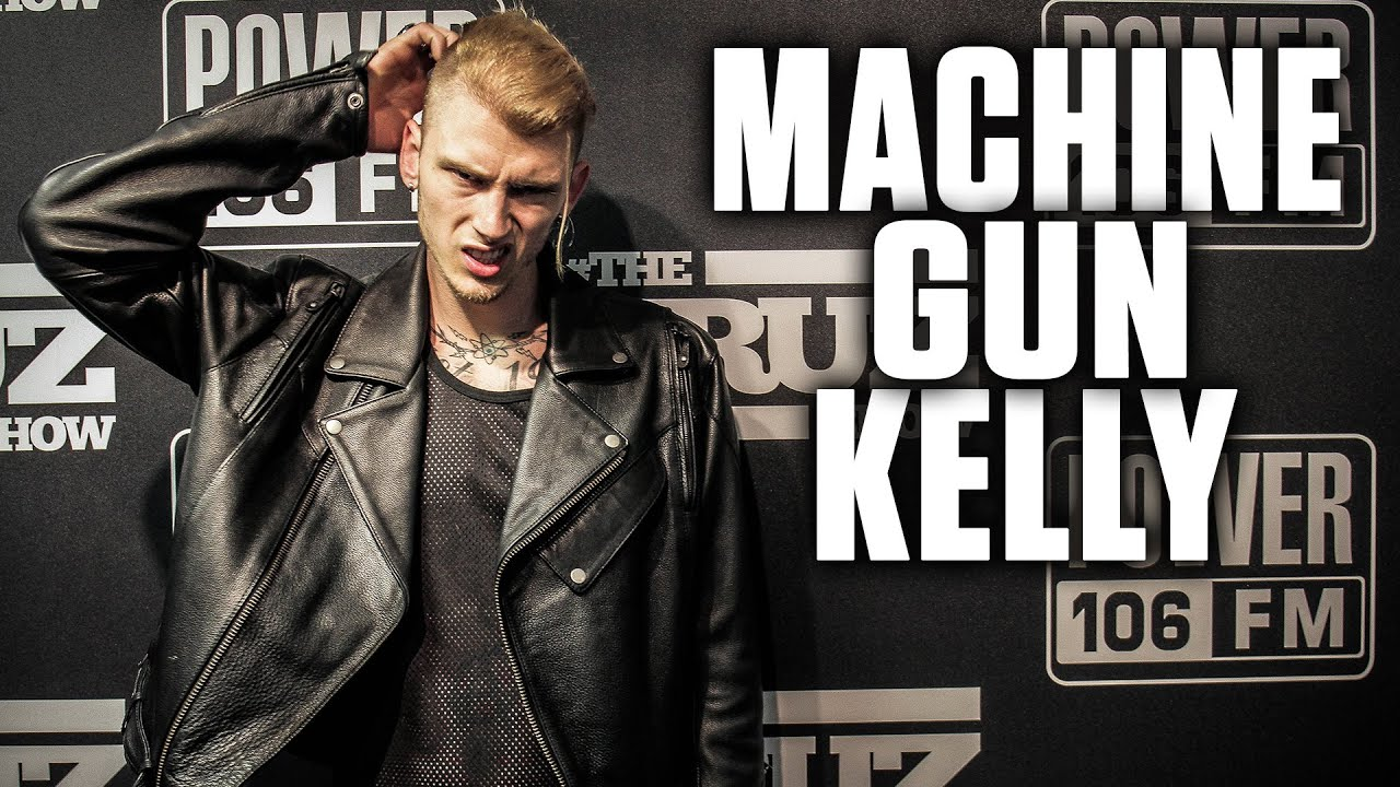 Machine Gun Kelly On General Admission Sex Life With Amber Rose