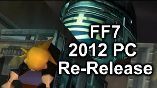 Final Fantasy VII PC Re-Release Gameplay Commentary (Part 1) (2012)
