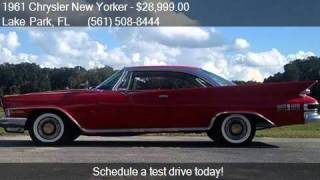 1961 Chrysler New Yorker  for sale in Lake Park, FL 33403 at