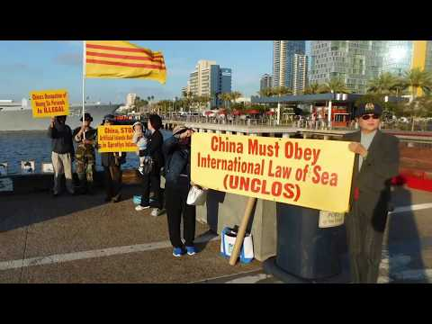 china as a threat to the world by dr. long nguyen (ptvh)