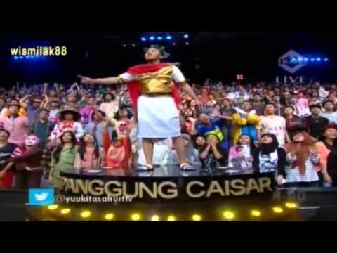 Caesar Keep Smile Dance  ft Sm sh & Masayu Anastasia   Goyang Joget Cesar Style Yuk Kita Sahur   Yo