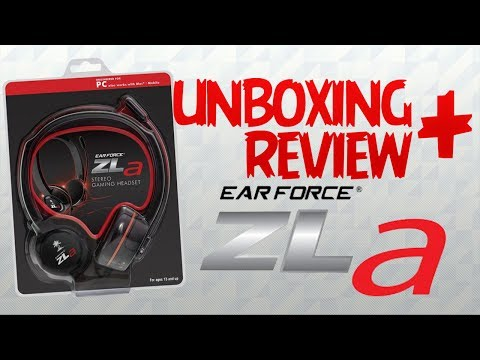 Unboxing + Review - Turtle Beach ZLa