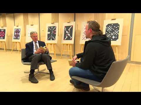 Latvian TV cultural news 15 November 2017