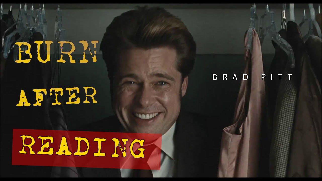 Burn After Reading - Brad Pitt funny scene 1080p HD - YouTube