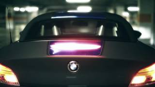 APA Print & Film Technologies - BMW Z4 Wrapping