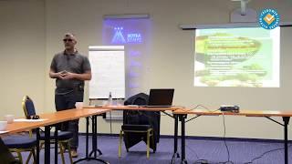 Проф. Момеков представя предимствата на сиропа за кашлица N Ti Tuss