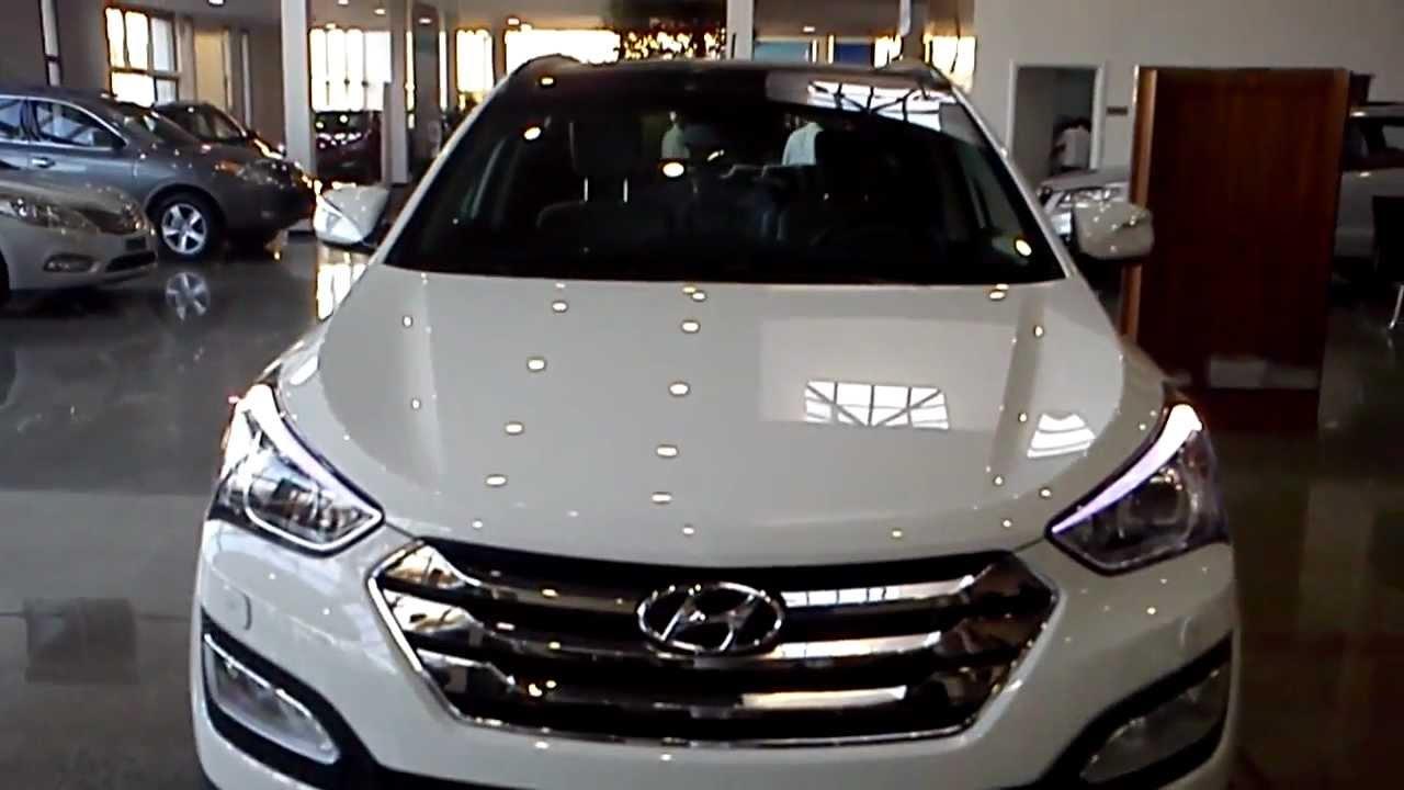 How To Get A Free Car >> هونداي سنتافي الجديدة 2013 ( من الداخل و الخارج ) - YouTube