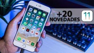 20+ Novedades IOS 11 Beta 4