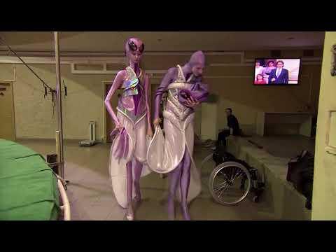 10 Feet Nephilim Nordic Female Aliens Extraterrestrial Creatures Caught On Camera In Kremlin
