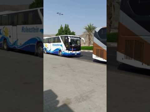 Buat Busmania nih, Bis-Bis keren yang ada di ARAB!
