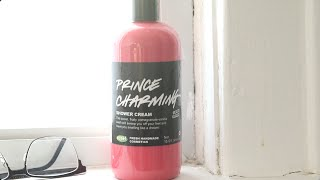 Lush Valentine's Day 2016: Prince Charming Shower Cream