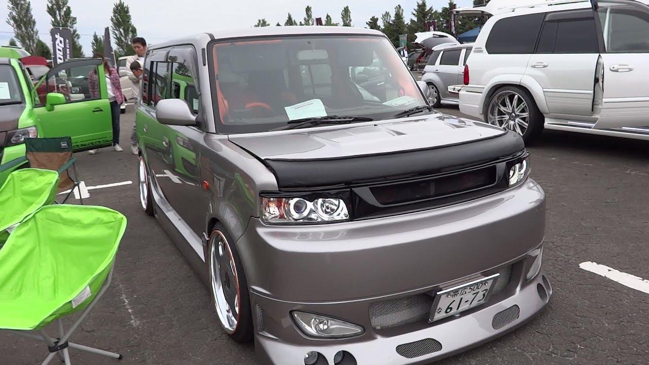 Toyota bb trd ncp3 custom car bb trd ncp3 youtube for Www bb