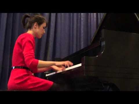 Stephanie Trick - Tribute to Roberto Clemente......