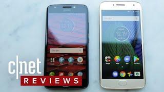 Battle of the Motorola budget phones: G5 Plus vs. E4