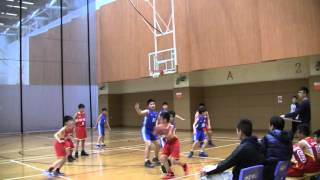 2016 2  22 小學男子 漢華 vs 北角衛理  9