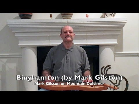 Binghamton - an original hymn tune by Mark Gilston