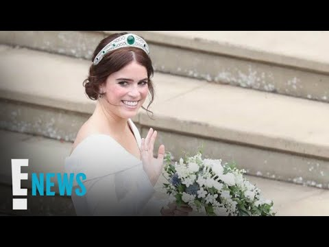 12 Must-See Moments From Princess Eugenies Wedding | E! News