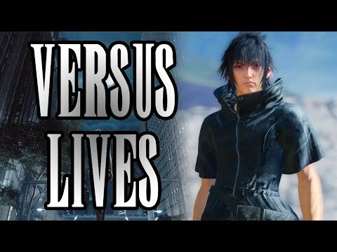VERSUS in XV: Mod Final Fantasy XV to get Noctis original clothes back