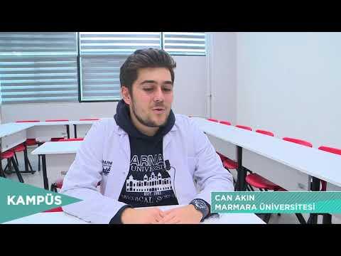 Marmara Üniversitesi - Marmara'da Öğrenci Olmak-Tıp Fakültesi