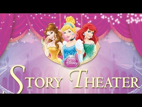 Disney Princess: Story Theater Free (Disney) - Best App For Kids