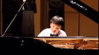 第15回PIARAピアノコンクール全国大会GP堀田海斗/Allegro/La chevaleresque