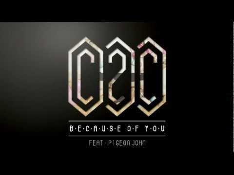 C2C - Because of You (feat. Pigeon John)