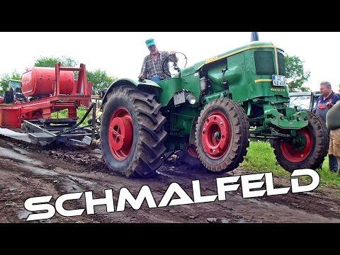 Schmalfeld 2017 Trecker Treck Finale bis 45 PS Deutz Bulldog Güldner Hanomag Schlüter