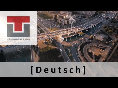Kurzfilm: IDePLATE-System revolutioniert Erkennung von Fahrzeugen - Weltmarktführer Tönnjes E.A.S.T. entwickelt innovative RFID-Kennzeichen für Autos