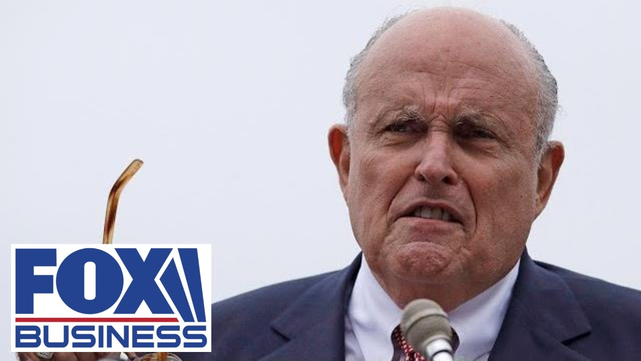 FOX Business Giuliani refuses to comply with subpoena in impeachment inquiry