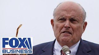 Giuliani refuses to comply with subpoena in impeachment inquiry