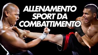 Circuito di Functional Training per Sport da Combattimento