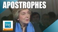 Apostrophes : Andrée Chedid invitée de Bernard Pivot | Archive INA